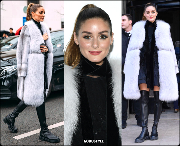 olivia palermo, elie saab, fashion, look, pfw, fall, winter, 2020, 2021, style, details, fashion show, street style, outfit, inspiration, moda, otoño, invierno