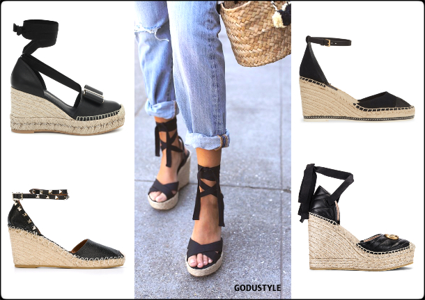 espadrilles, alpargatas, spring, summer, 2020, fashion, leather, shoes, trend, look, style, details, shopping, street style, moda, zapatos, tendencia, verano