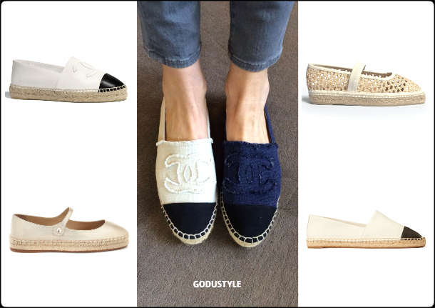 espadrilles, alpargatas, spring, summer, 2020, fashion, chanel, shoes, trend, look, style, details, shopping, street style, moda, zapatos, tendencia, verano