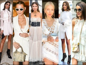 fashion, white, dress, summer, 2020, trend, look, street, style, details, shopping, influencer, outfit, inspiration, street style, moda, vestido, blanco, tendencia, verano