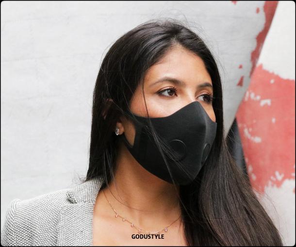 fashion, ausair, face mask, mascarilla, covid-19, coronavirus, máscara facial, accessories, trend, 2020, 2021, look, style, details, shopping, moda, accesorios, street style