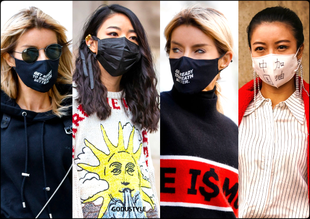 fashion, influencer, face mask, mascarilla, covid-19, coronavirus, máscara facial, accessories, trend, 2020, 2021, look, style, details, shopping, moda, accesorios, street style