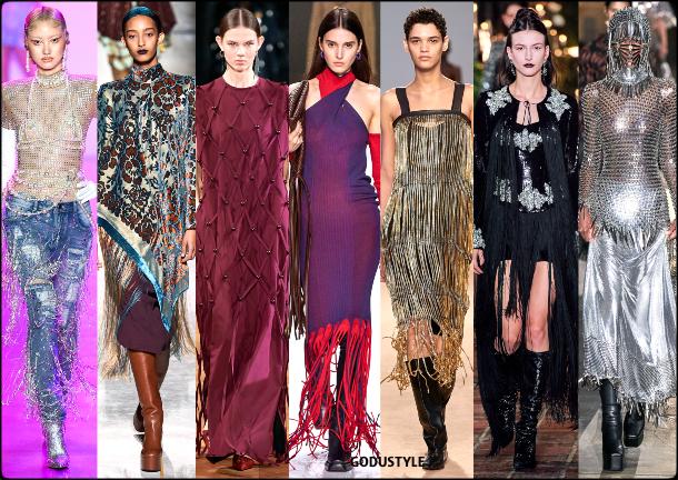 fringe, fall, winter, 2020, 2021, trend, look, style, details, runway, boho chic, moda, flecos, tendencia, invierno, otoño