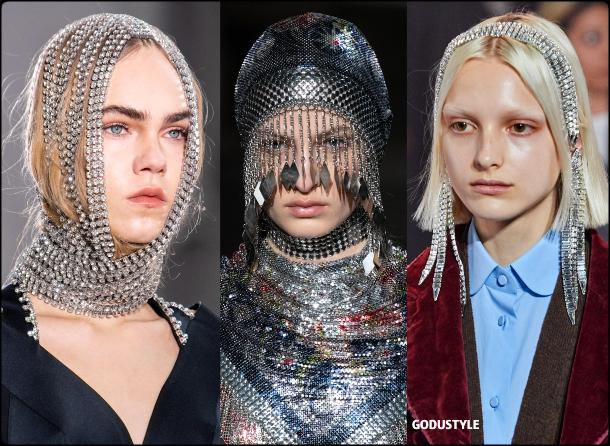 fringe, beauty, jewelry, fall, winter, 2020, 2021, trend, look, style, details, runway, joyas, belleza, moda, flecos, tendencia, invierno, otoño