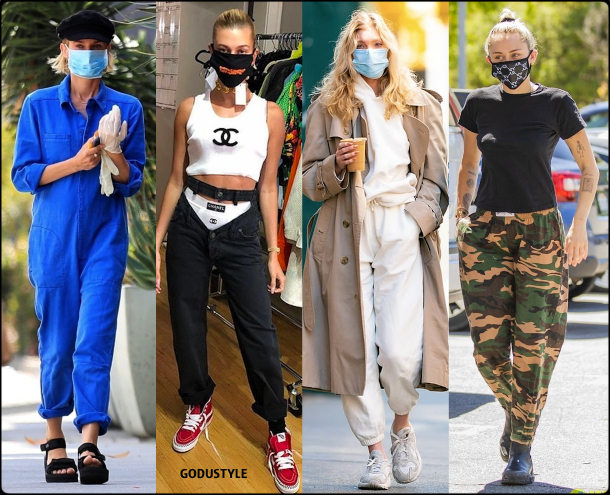fashion, celebrities, face mask, mascarilla, covid-19, coronavirus, máscara facial, accessories, trend, 2020, 2021, look, style, details, shopping, moda, accesorios, street style