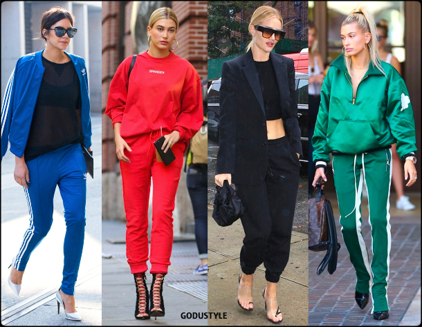 fashion, tracksuits, street style, look, style, inspiration, athleisure, trend, sporty chic, outfit, fall, winter, 2020, 2021, moda, deportiva, tendencia