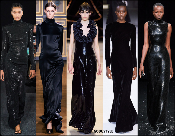 fashion, column dress, fall, winter, 2020, 2021, trend, look, style, details, moda, tendencias, otoño, invierno, vestido columna