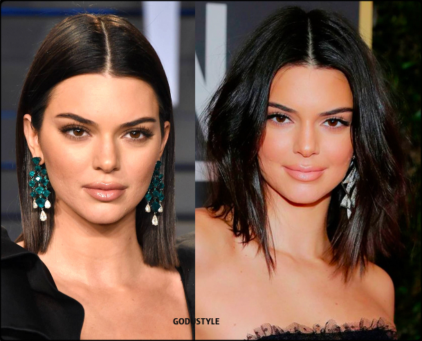 kendall jenner, wavy bob, straight bob, fashion, bob, hairstyle, fall, 2020, winter, 2021, hair, trend, beauty, look, style, details, moda, tendencia, peinado, corte pelo