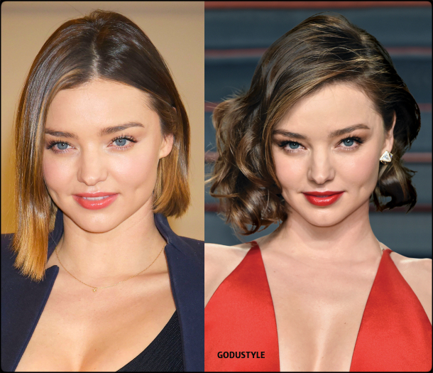 miranda kerr, wavy bob, straight bob, fashion, bob, hairstyle, fall, 2020, winter, 2021, hair, trend, beauty, look, style, details, moda, tendencia, peinado, corte pelo