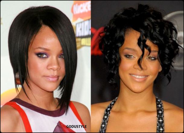 rihanna, wavy bob, straight bob, fashion, bob, hairstyle, fall, 2020, winter, 2021, hair, trend, beauty, look, style, details, moda, tendencia, peinado, corte pelo
