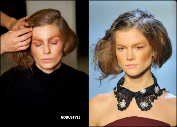 rodarte, wavy bob, fashion, bob, hairstyle, fall, 2012, winter, 2013, hair, trend, beauty, look, style, details, moda, tendencia, peinado, corte pelo