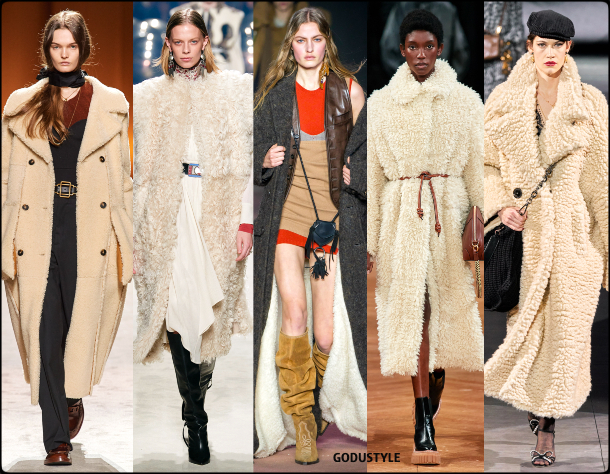 fashion, shearling, coats, fall, winter, 2020, 2021, trend, look, style, details, moda, tendencias, otoño, invierno, borrego, abrigos, ropa abrigo