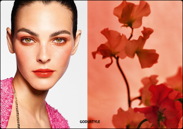 Chanel Les Fleurs Printemps Primavera 2021