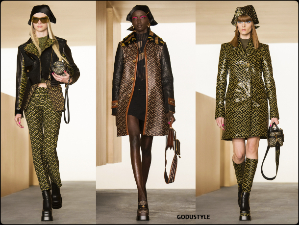 Versace Otoño-Invierno 2021/2022 | #MFW