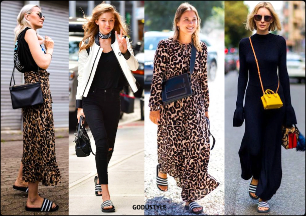 fashion-pool-slides-sandal-shoes-spring-summer-2021-trend-look-street-style-moda-sandalias-godustyle