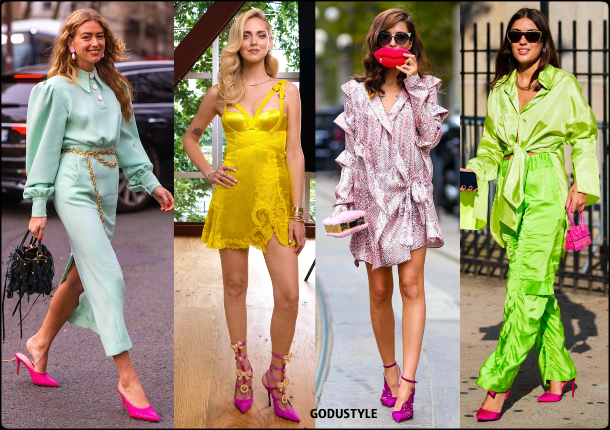 neon-pink-fuchsia-color-fashion-accessories-trend-chiara ferragni-look-street-style-details-2021-2022-shopping-moda-godustyle