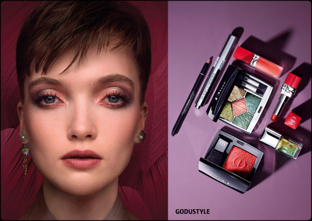dior-birds-of-a-feather-makeup-collection-fall-2021-beauty-look10-style-details-shopping-godustyle