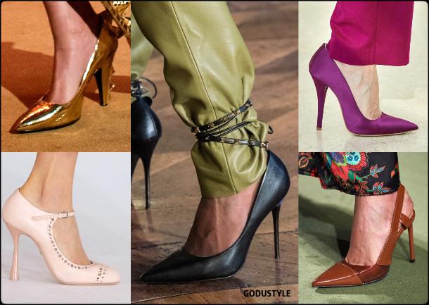 7 Zapatos de Tendencia Moda Invierno 2021/2022
