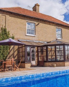 Heated-Pool-at-Godwick-Hall-Norfolk