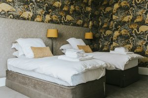 Stay at Godwick Hall Luxury Holidays in Norfolk
