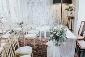 Weddings at Godwick Hall in Norfolk