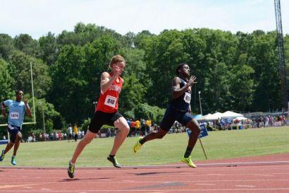 Boys' 400 meter