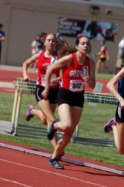 Girls' 800 meter