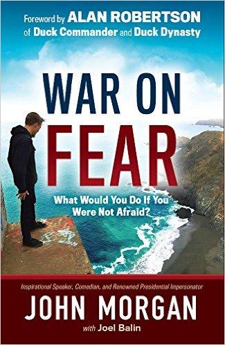 Image result for war on fear john c morgan
