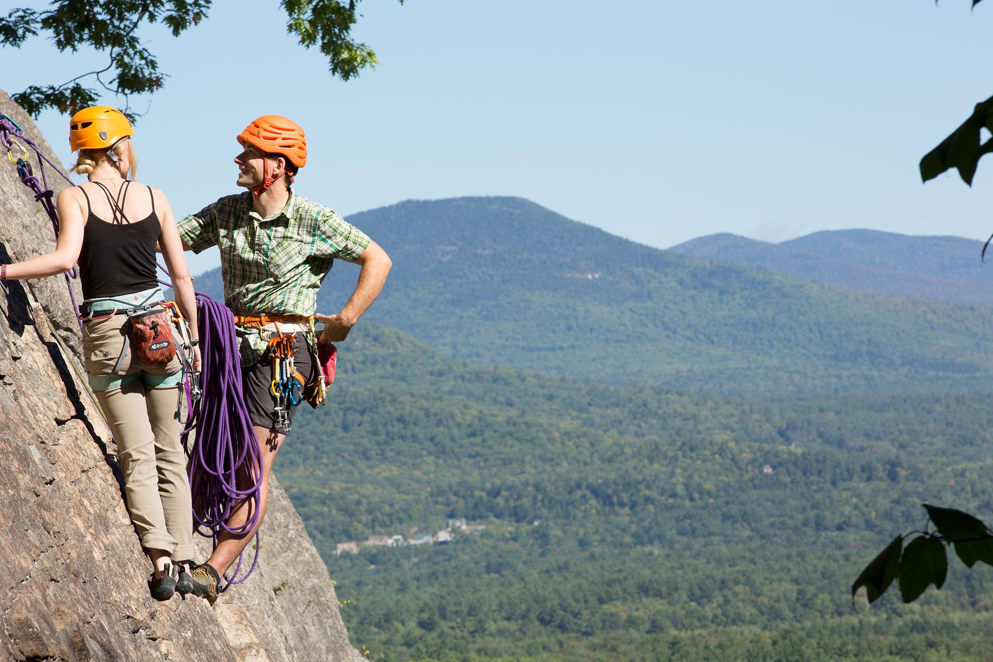 gear checklist trad climbing equipment