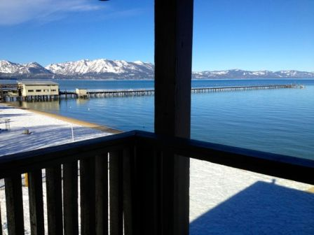 Lakeshore lodge & spa at Lake Tahoe