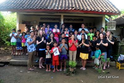 Bali Children's Project