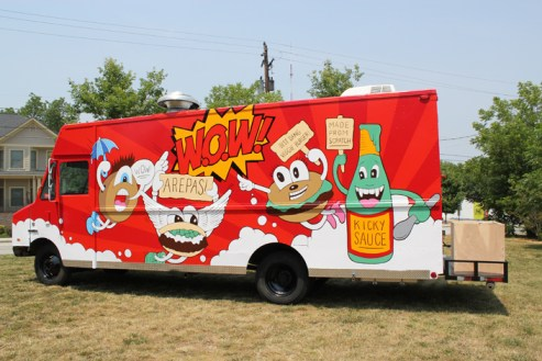 WOW food truck
