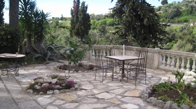Castel Enchante Terrace