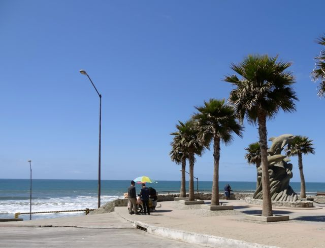 Rosarito beach Baja California