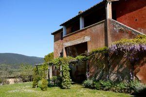 tuscan villa Sienna