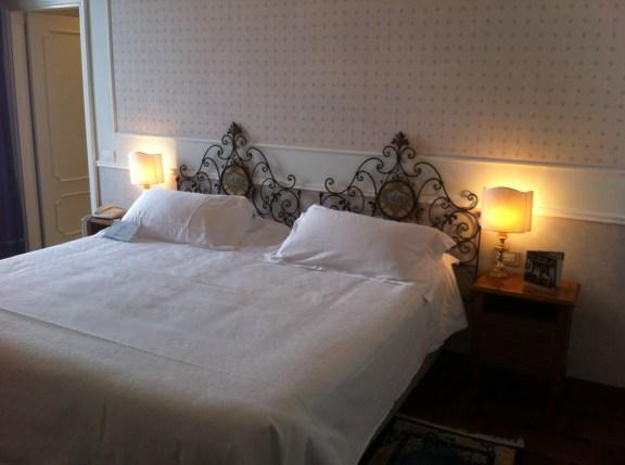 Hotel Miramare Room