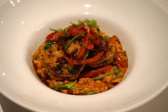 Jambalaya Risotto at Farmhouse