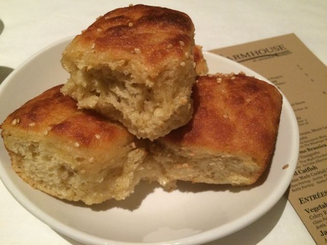 yeast rolls at serenbe farm