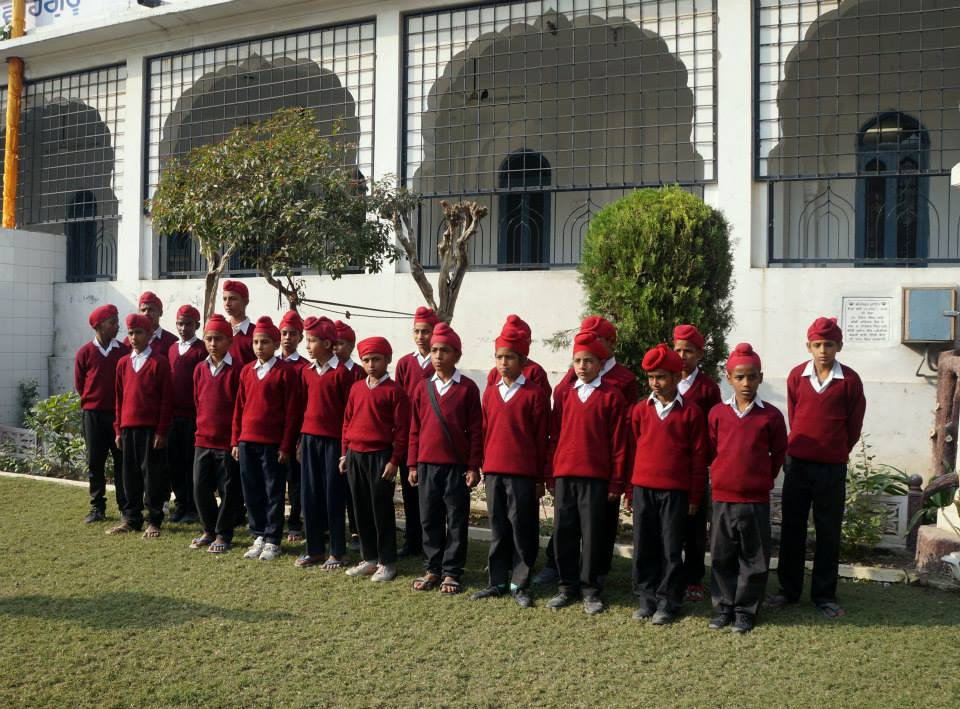Khalsa Orphanage in Amritsar