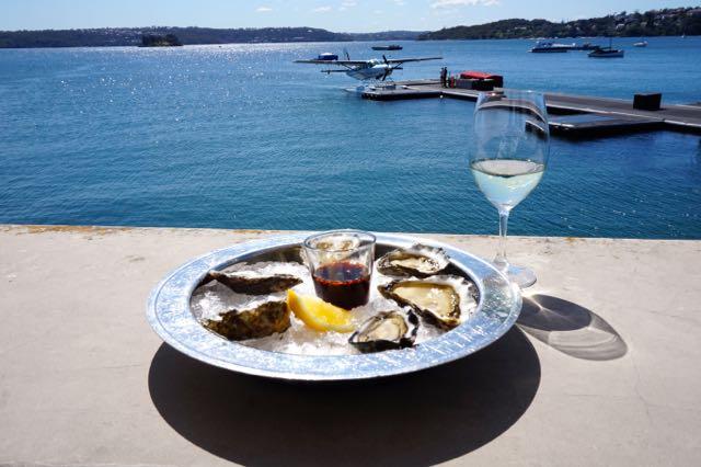 dining in Sydney