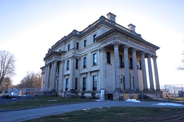 Vanderbilt Mansion in the Hudson Valley Region, NY