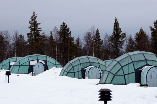 igloo resort finland
