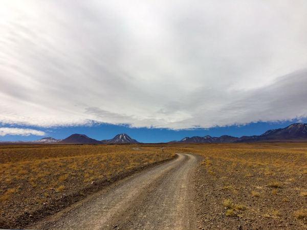 Atacama petrocliffs