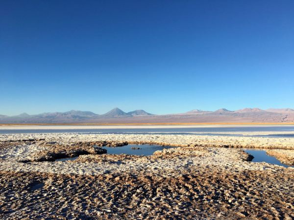 Atacama salt fields