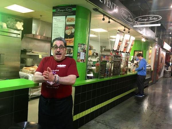 Manny's Tortas