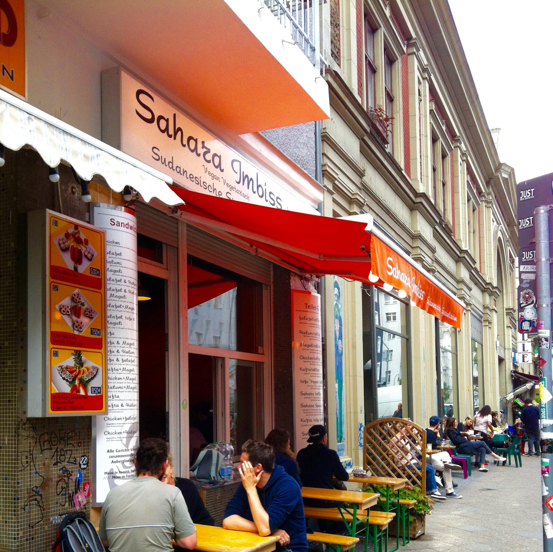 Eat Around The World in Berlin