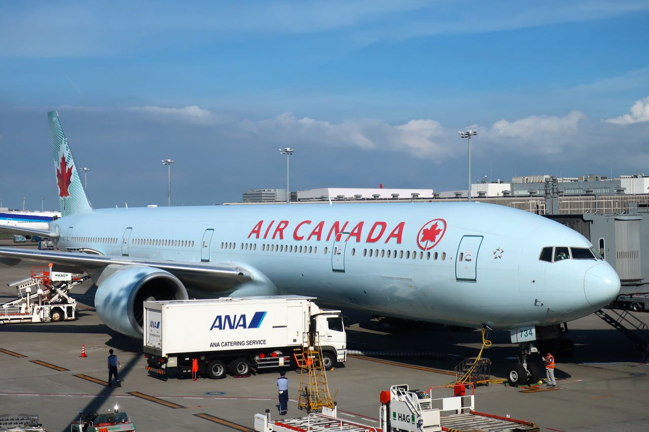 Review of Air Canada