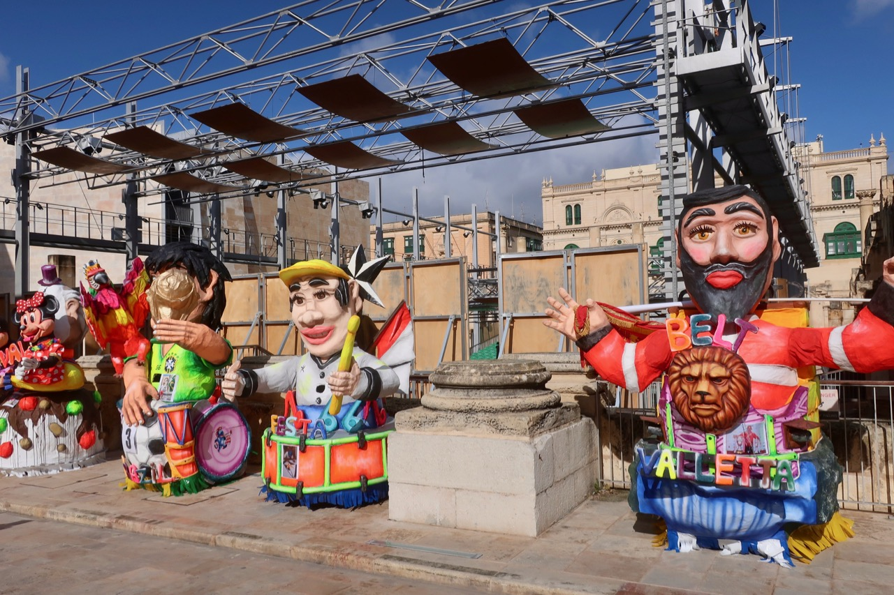 How The Maltese Carnival Evolved Over 500 Years