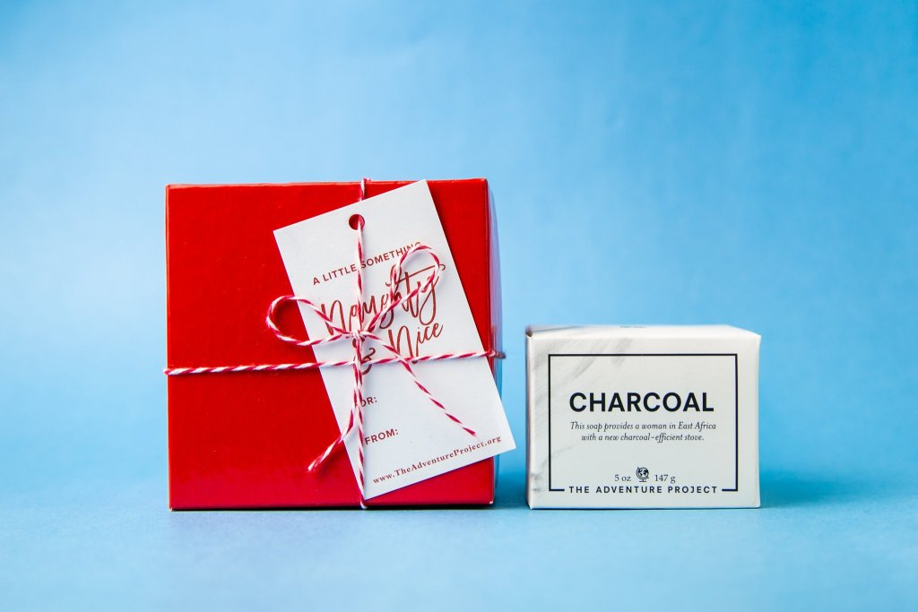 Charcoal Soaps, A Gift that Gives Back