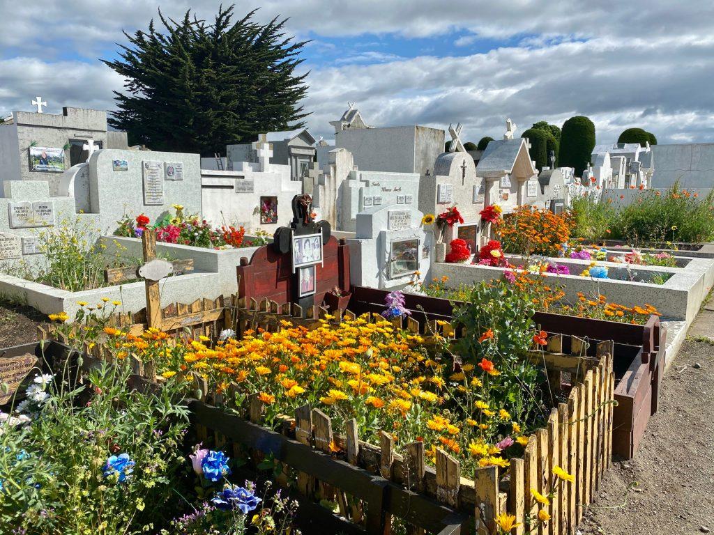 Cemetery of Punta Arenas Sara Braun